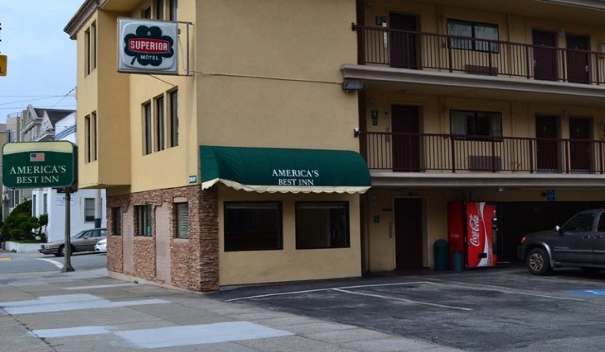 VanNess Inn  - We are Located Close to Downtown San Francisco